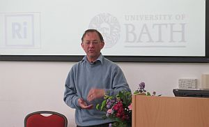 Prof Chris Budd