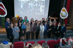 TAUW Leading Women Awards ceremony