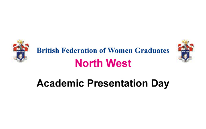 North West Academic Presentation Day
