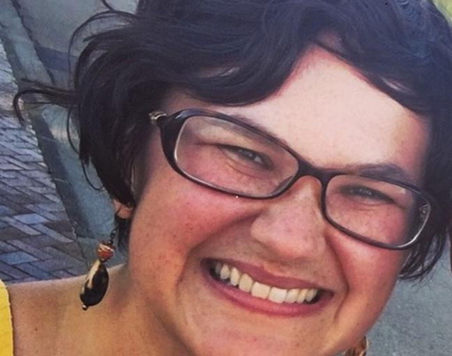 FfWG (Crosby Hall) Fellowship winner Ariana Markowitz