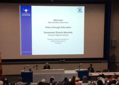 GWI Geneva Conference