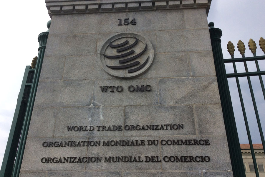 The World Trade Organisation visit