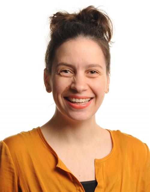 Stefanie Doebl - awarded the 2020 British Federation of Women Graduates (BFWG) Johnstone & Florence Stoney Prize.