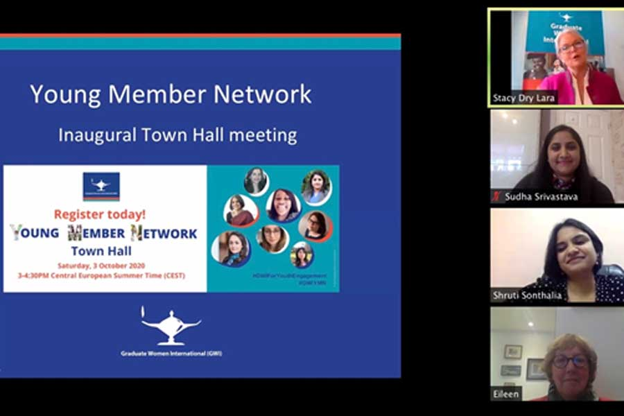 Young Members Network Virtual Townhall Meeting