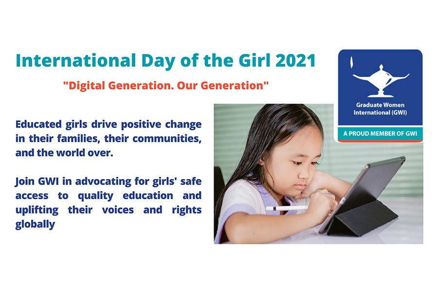 The Day of the Girl, 2021